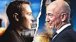 The Elon Musk vs. Jeff Bezos Rivalry