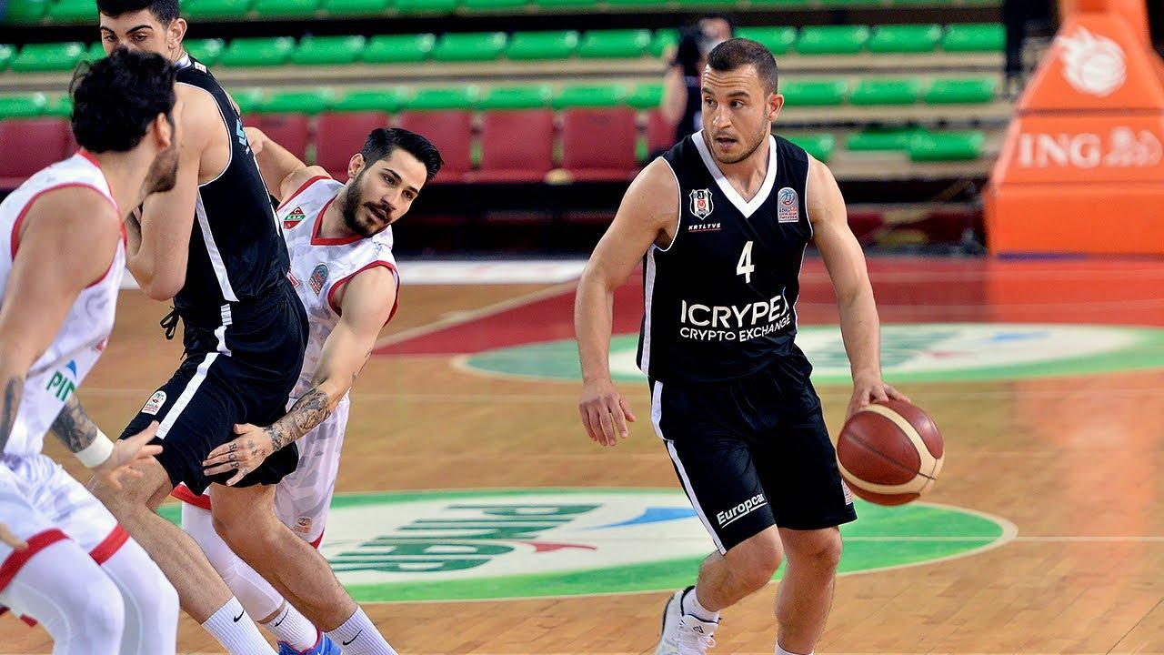 Pınar Karşıyaka: 80  Beşiktaş Icrypex: 81