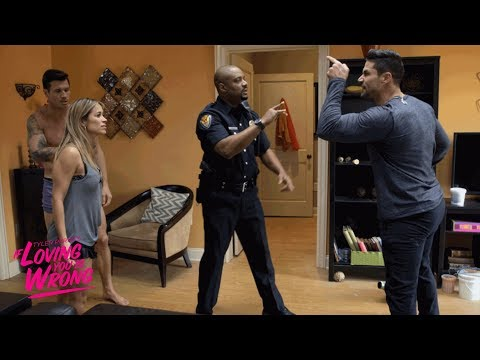 Eddie Goes Ballistic on Steven and Esperanza | Tyler Perry's If Loving You Is Wrong | OWN