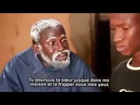 un ancien combattant malien rap en français (#vidéodrolepourlessoninke)
