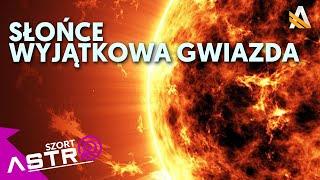 Słońce jest jednak wyjątkową gwiazdą - AstroSzort