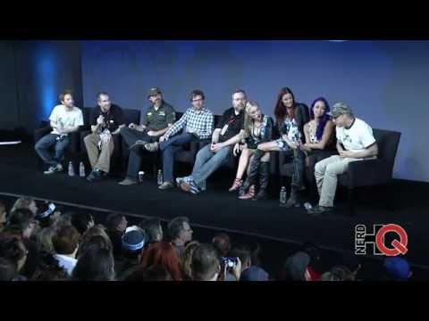 A Conversation with SETH GREEN & Stooped Buddy Stoodios live from #NerdHQ 2014