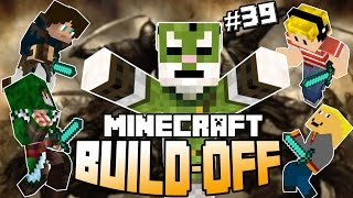 Minecraft Build Off #39 - SKYWARS!