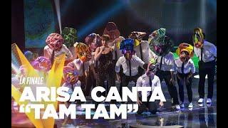 "Arisa ""Tam Tam"" - Finale - The Voice Of Italy 2019"