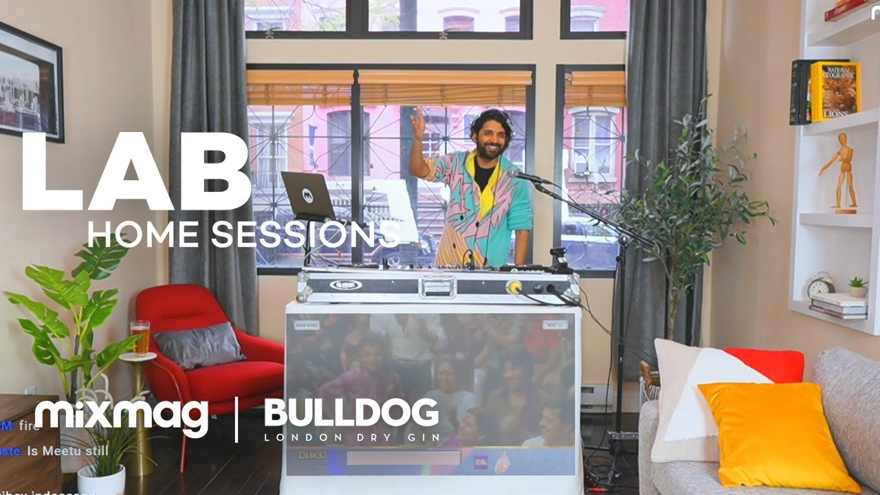 Download Atish in The Lab: Home Sessions #StayHome