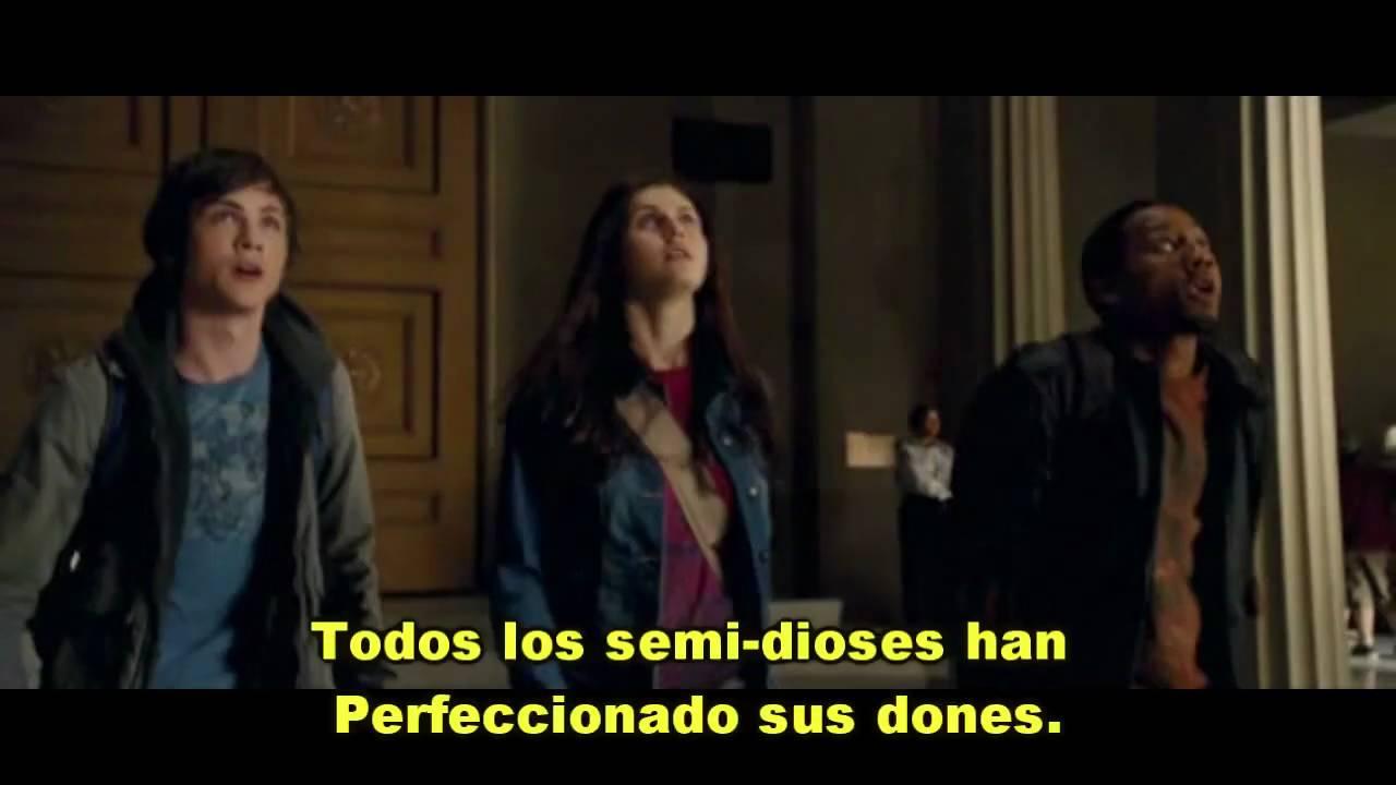 Trailer Percy Jackson y los Dioses del Olimpo: El Ladrón del Rayo Subt. Español