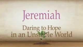 Jeremiah Bible Study Promo