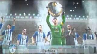 Winning eleven 9- Pachuca Supercopa de la WEFA