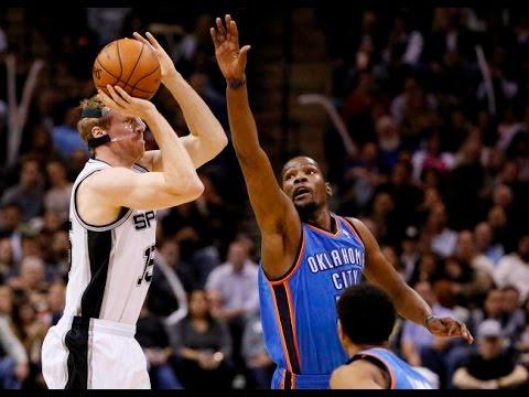 NBA 2K16 Fantasy Draft Part 5 Kevin Durant VS Matt Bonner