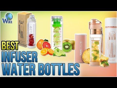 10 Best Infuser Water Bottles 2018