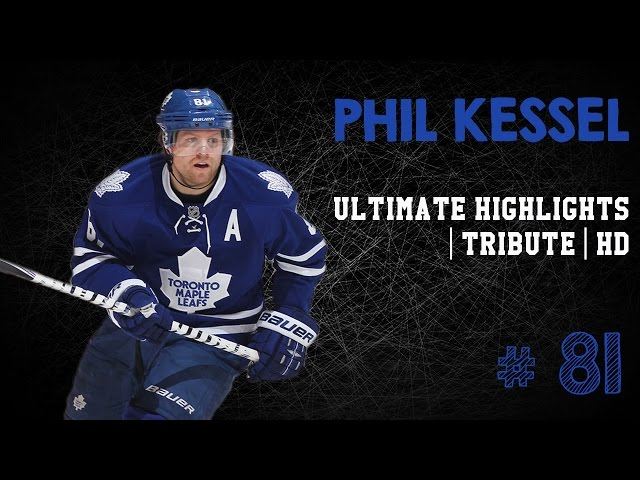 Phil Kessel Ultimate Highlights | Tribute | HD