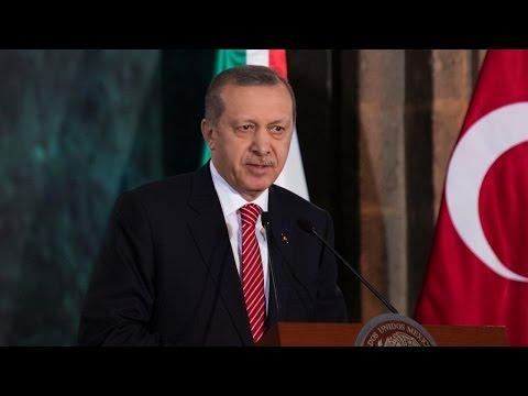 Turkey's Erdogan says Informing on Gulen Supporters 'Patriotic Duty'