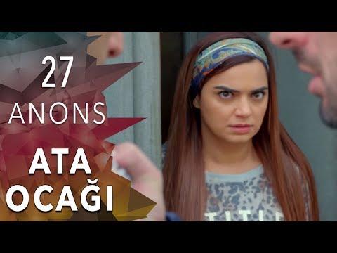 ATA OCAĞI Serialı - ANONS 27-ci Seriya