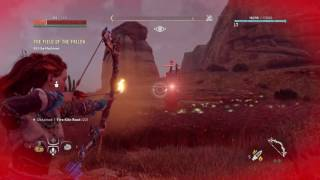 Horizon Zero Dawn™ : Escaped Death