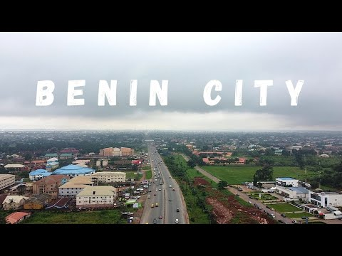 This Is Benin City, Nigeria.