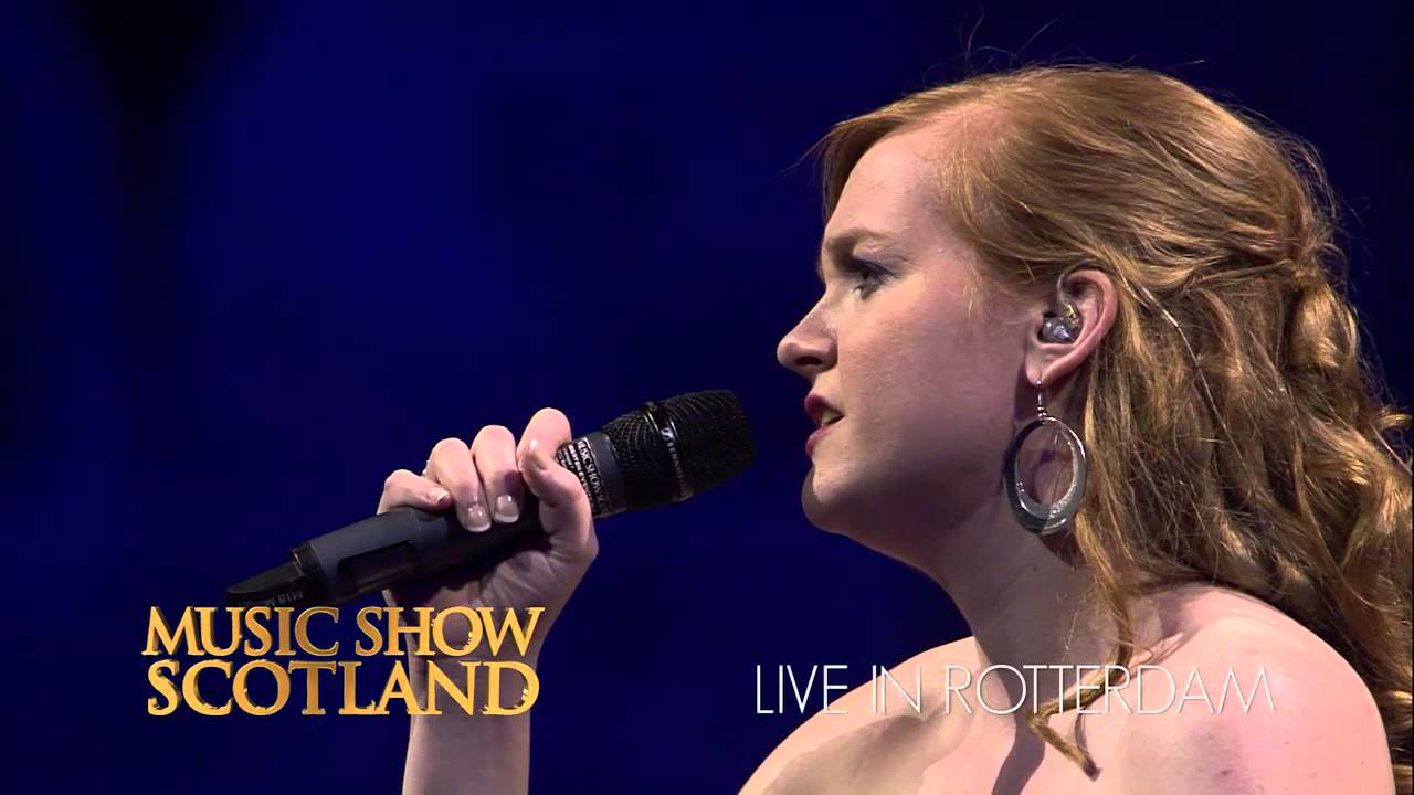 Music Show Scotland Live In Rotterdam Black Is The Colour Youtube