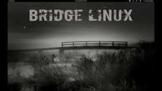 Bridge Linux (archlinux + Gnome + Cinnamon)