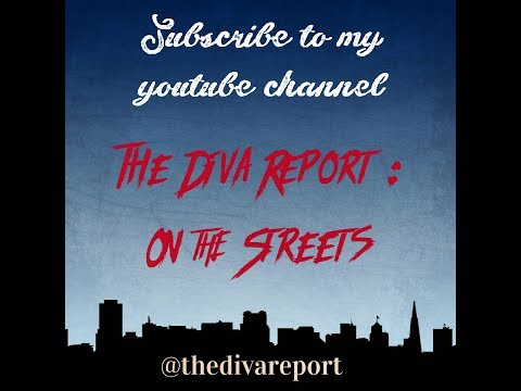 The Diva Report : on the streets promo