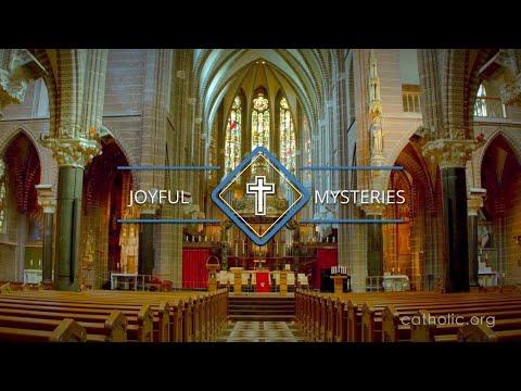 Joyful Mysteries of the Rosary HD