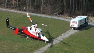 Rotex Helicopter K-Max - Luzern