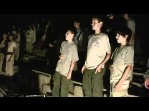 Top-Notcher, Troop 390 Sings