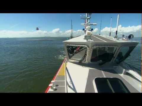 NOLA Coast Guard Training