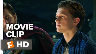 Spider-Man: Far From Home Movie Clip - Superhero Heart to Heart (2019) | Movieclips Coming Soon