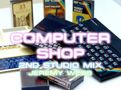 Computer Shop Press Mix - Jeremy Webb