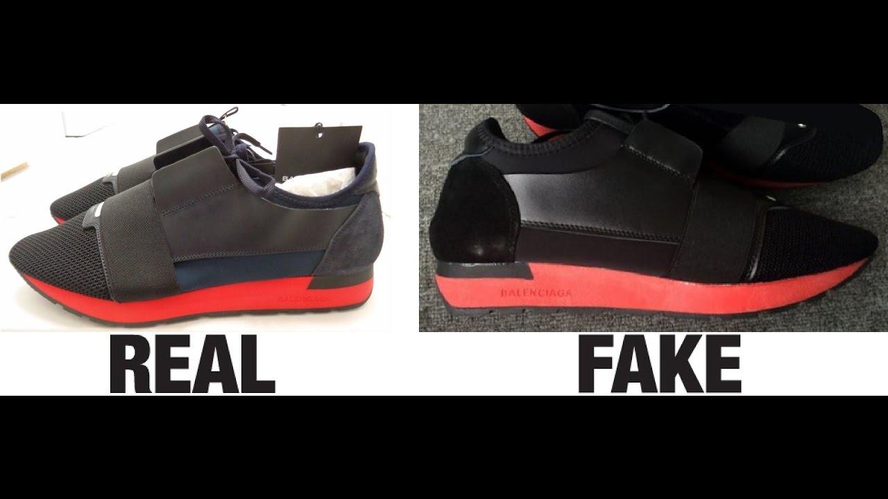Vs Real Gucci Fake Shoes