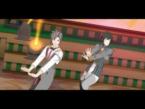 [SideM LIVE ON ST@GE!] Cafe Parade MV (1080p, 18.5:9)