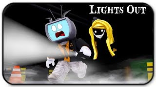 Are You Afraid Of The Dark - Roblox Lights Out