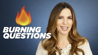 Christy Carlson Romano Answers Your Burning Questions YouTube Videos
