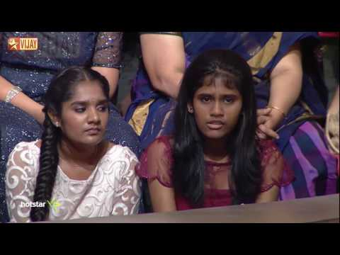 Super Singer Junior - Aasai Athigam Vachu by Raswanthi