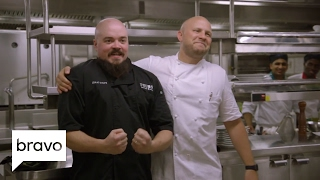 Isaac Takes On: Isaac Challenges Jeremy - Finale Pt 2 (Episode 9) | Top Chef | Bravo