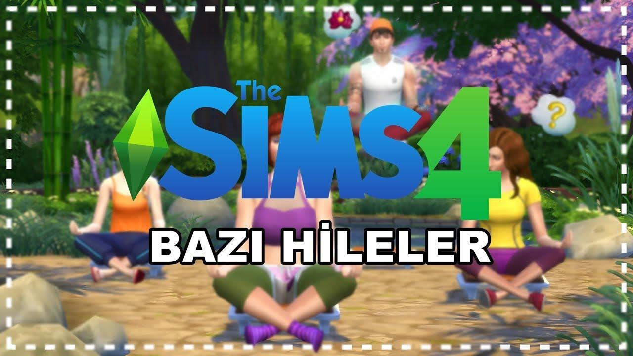 The Sims 4 - Ev Yaparken Kullandığım Hileler