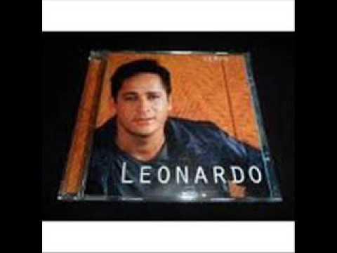 Leonardo 1999 Primeiro cd solo