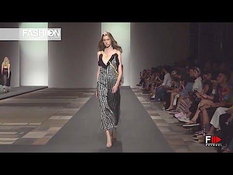 MARIANNA CIMINI Spring Summer 2019 Haute Couture ALTA ROMA 2018 - Fashion Channel