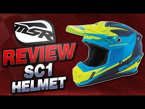 MSR SC1 Helmet Review from Sportbiketrackgear.com