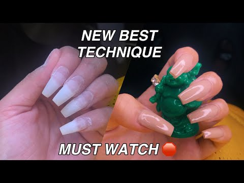 ELITE DIY ACRYLIC NAILS (step by step DETAILED) thumbnail