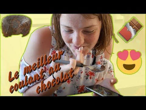 coulant-au-chocolat-et-à-la-noix-de-coco-|-vegane-♡