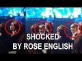 BTS Reaction to BLACKPINK ROSÉ Speaking english GaonChartKpopAwards 2017