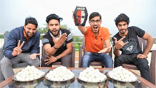 LOOSER WILL EAT JOLOCHIP🥵 | Rasgulla Eating Challenge😂