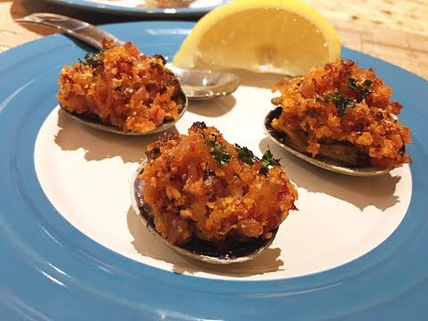 Clams Casino Recipe - A Delicious New England Appetizer! - Episode #184