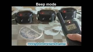 How To Test Electronic Dog Training Collar Shock_en