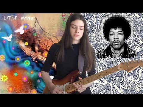 Little Wing - Hendrix - Rendition by Tash Wolf