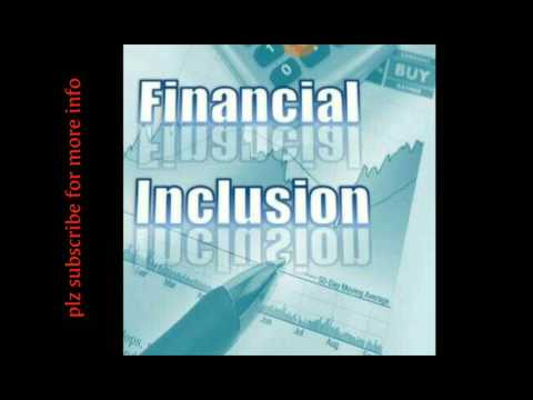 Financial inclusion என்றால் என்ன? |BANKING INFORMATION IN TAMIL