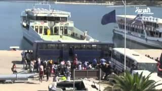ليبيا تحذر السفن الأوروبية من دخول مياهها دون إذن