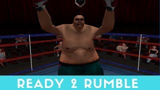 PSX Longplay #52: Ready 2 Rumble Boxing