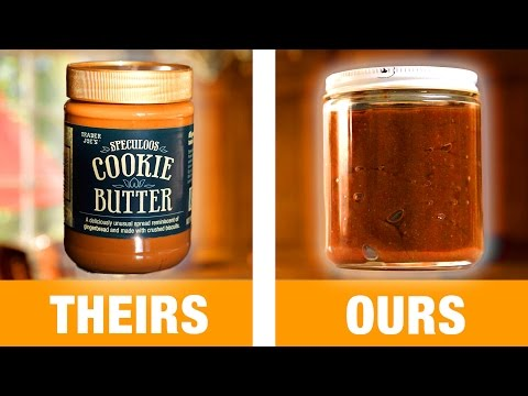 Thumbnail: How To Make Your Own Cookie Butter