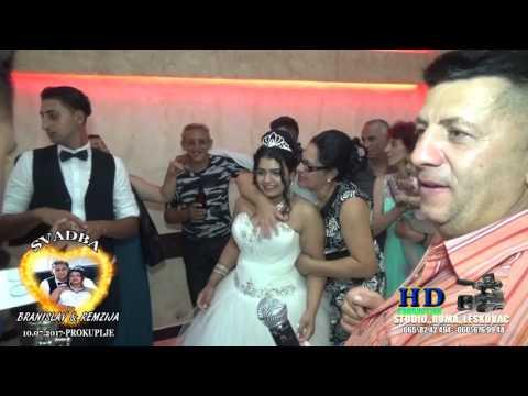 Svadba Branislav & Remzija /4.part/10.07.2017 Prokuplje Video Production Studio Roma Full HD